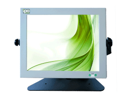 ELIOS 4:3 Metal-cased industrial fanless monitor