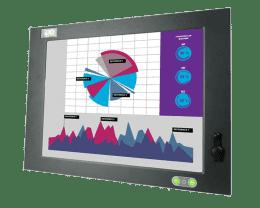 THETIS 4:3 Rugged Panelmount Rackmount Panel PC, THETIS Industrial Panelmount Rackmount Panel PC,IPO Technologie solutions THETIS-19QA