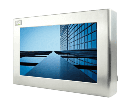 ODYSSEE: Stainless steel Panel PC - Full IP66, ODYSSEE IP69- IP66 Full inox Panel PC,IPO Technologie solutions ODYSSEE-15WQA