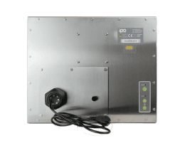 ODYSSEE: Stainless steel Panel PC - Full IP66, ODYSSEE IP69- IP66 Full inox Panel PC,IPO Technologie solutions ODYSSEE-21W/QA
