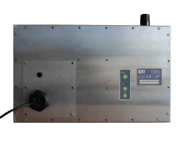 ODYSSEE: Stainless steel Panel PC - Full IP66, ODYSSEE IP69- IP66 Full inox Panel PC,IPO Technologie solutions ODYSSEE-18WFCI