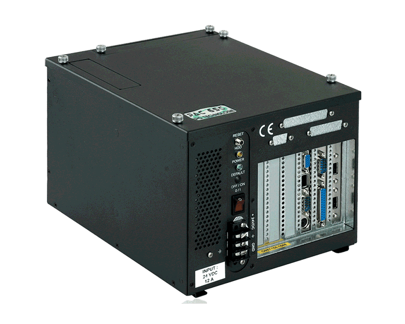 Half-size compact chassis PAC-6SCA