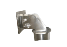316L Stainless steel Option, Option & Accessories for IPO Technologie range,IPO Technologie solutions 316L stainless steel Mounting head