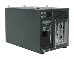 Compact chassis Half-size, IPO Technologie solutions PAC-4SCA