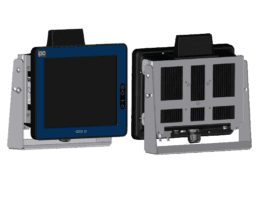 Options & Mounting Solution for Logistic Panel PC, Option & Accessories for IPO Technologie range,IPO Technologie solutions Arceau support support up / down