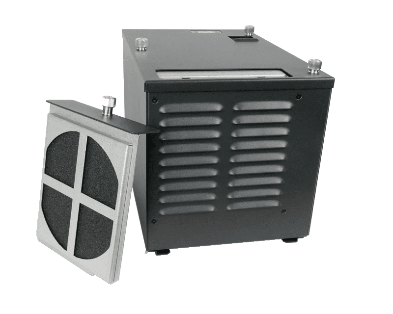 Compact chassis Half-size, IPO Technologie solutions : PAC-6SCA
