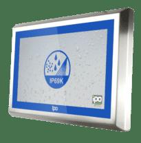 ODYSSEE Trueflat PCAP Panel PC Stainless Steel 316L - IP69/IP66