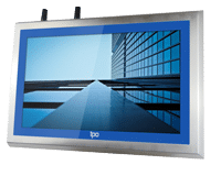 ODYSSEE Trueflat PCAP Panel PC Stainless Steel 316L - IP69/IP66, ODYSSEE IP69- IP66 Full inox Panel PC,IPO Technologie solutions ODYSSEE-15WT QP