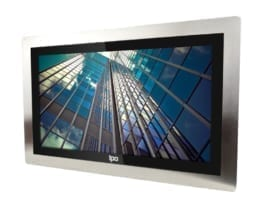 TITAN M Rugged IP69 Inox Panelmount Monitor
